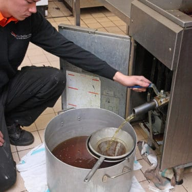 Commercial kitchen appliance repairs servicing Newport