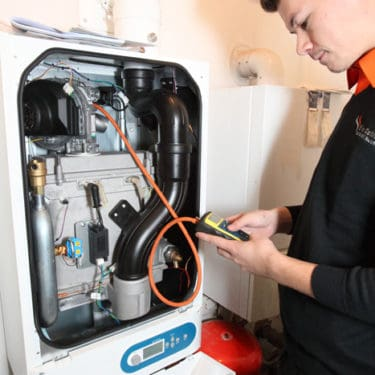 Commercial heating appliance repairs servicing Cardiff